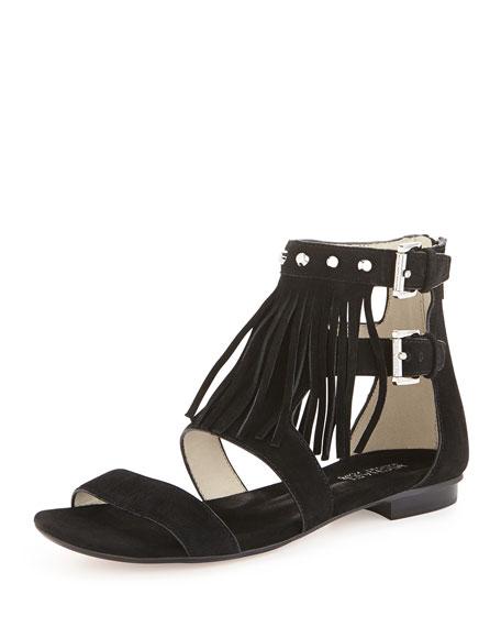 fringed sandals - Brown Michael Kors iNFv1Rlkmv