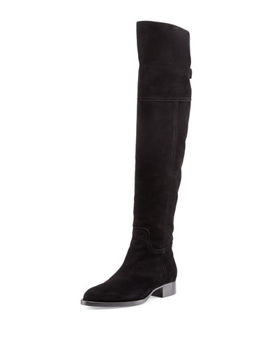 Gilead Suede Over-the-Knee Boot