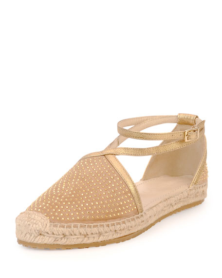 Jimmy Choo Studded Donna Espadrilles outlet with paypal order pay with paypal cheap online free shipping 2014 unisex cheap sale get to buy ARfkJ9
