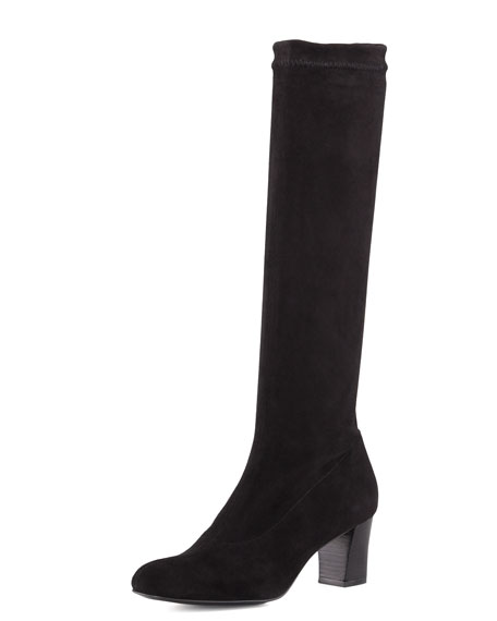 Robert Clergerie Suede Knee-High Boots cheap explore cheap for nice buy cheap footlocker pictures hl8uH