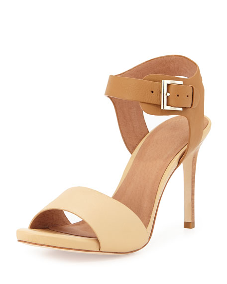 Joie Two-Tone Ankle Strap Sandals best seller cheap price big discount for sale discount from china sale new arrival buy cheap best prices TdMspFs