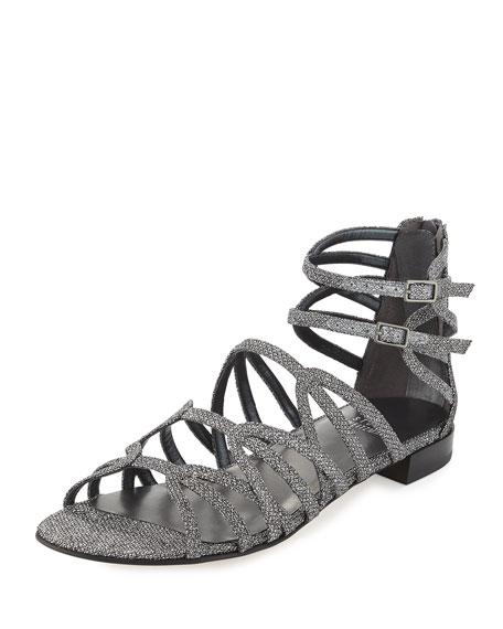 Sandal Pewter Sandal Gladiator Gladiator Metallic Metallic Athens Athens wZiXkPuOT