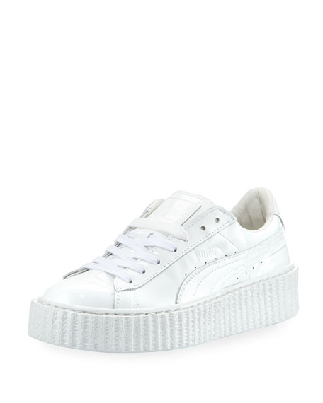 new concept 0f92f eead9 Basket Patent Creeper White