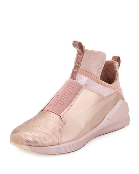 rose gold puma sneaker