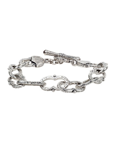 Figure-Eight Bracelet