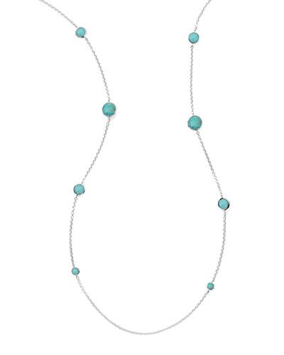 Rock Candy Lollipop Necklace