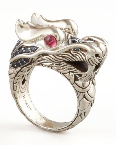 Dragon-Head Ring