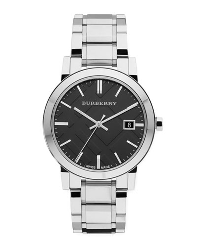 Sunray Stainless Steel Watch