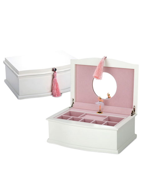Ballerina Jewelry Chest
