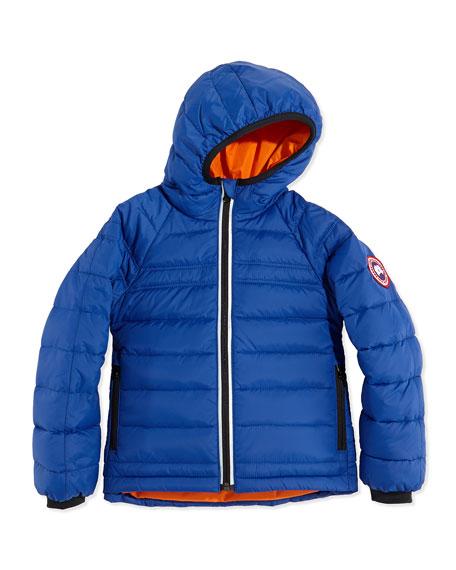 22c0af541 Canada Goose Kids  Bobcat Hooded Jacket