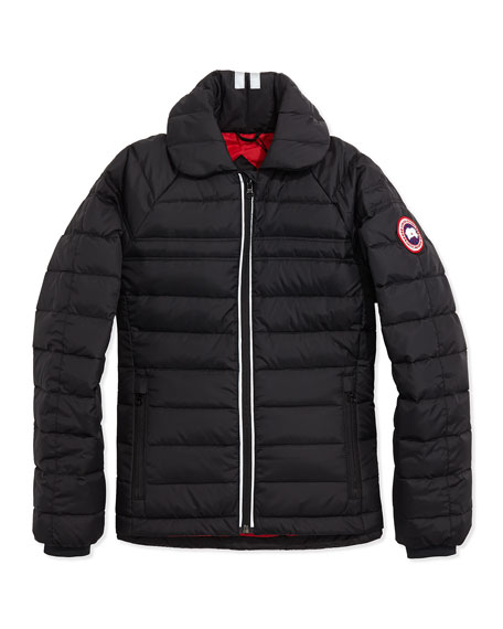 canada goose quilted jackets