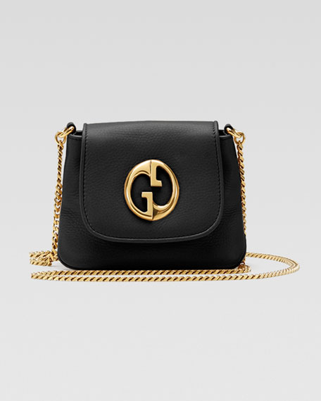 b8889a8d7c9 Gucci 1973 Small Shoulder Bag