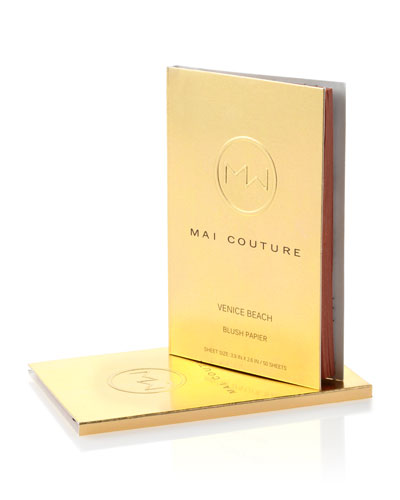 Mai Couture Blush Papier Booklet