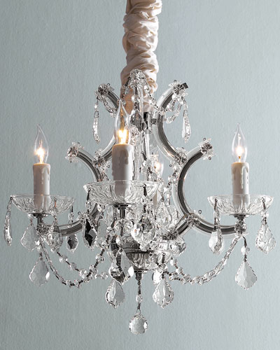 Maria Theresa Four-Light Chandelier