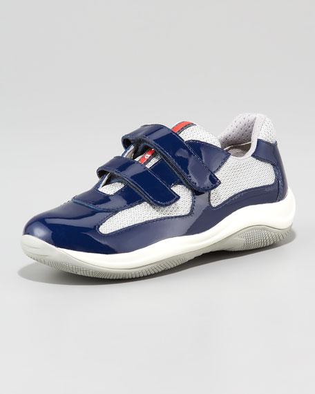 Prada Double-Strap Sneaker bfc95b7e441c