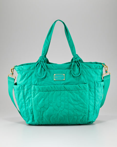 5159cd5233efc MARC by Marc Jacobs Pretty Eliza Baby Bag, Parrot Green