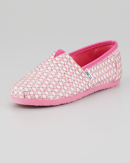 Dixon Glitter Slip-On, Youth