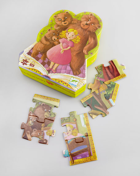 Goldilocks and the Three Bears Puzzle