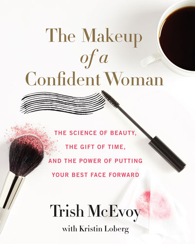 The Makeup of a Confident Woman Book