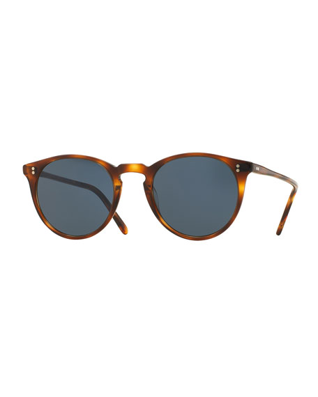 OMailley sunglasses - Blue Oliver Peoples XLGGhAMPwq