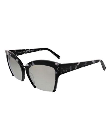 Cateye Sunglasses Kendall Jenner   David Simchi-Levi dc3bcd9d32