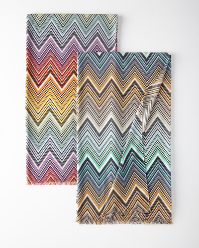 Teo Chevron Throw
