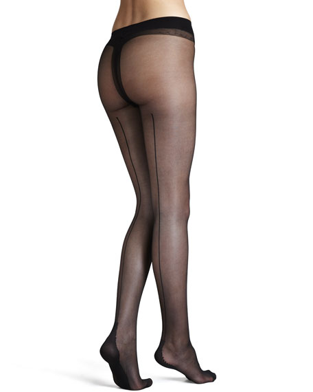 wholesale price best quality order La Perla Back-Stripe Tights