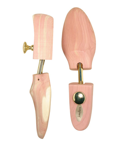 Pair of Cedar Shoe Trees