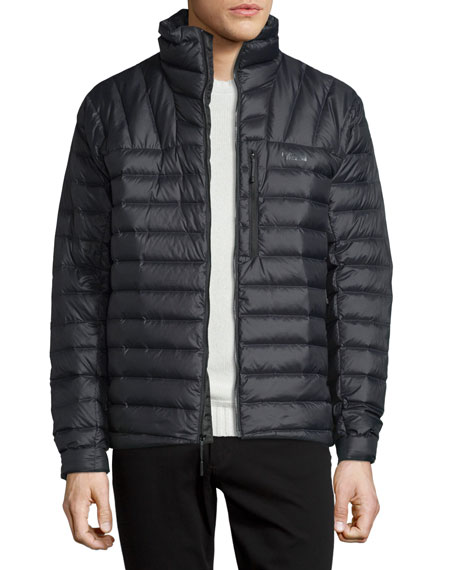 The North Face Morph Quilted Down Jacket Black