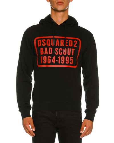 Bad Scout Graphic Hoodie