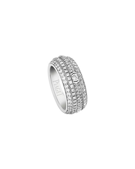 ring prod pave diamond white mu gold bands size full band pav piaget possession p in