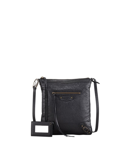 6de47c99b297 Balenciaga Classic Flat Crossbody Bag