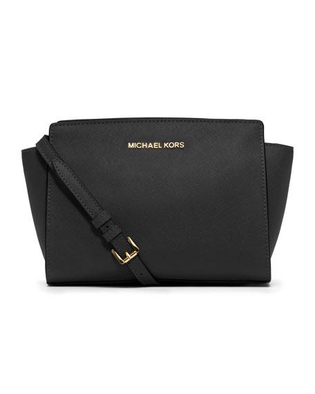 3bb788771a Michael Kors Selma Medium Messenger Bag