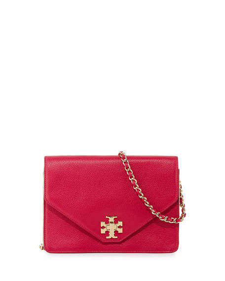 9e093b09770 Tory Burch Kira Leather Crossbody Bag