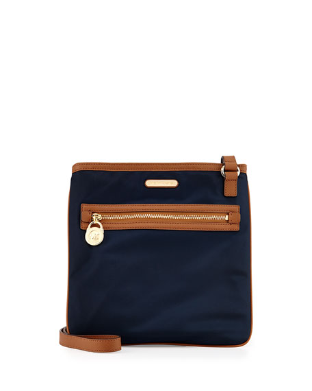 eade55732e60db MICHAEL Michael Kors Kempton Large Crossbody Bag, Navy