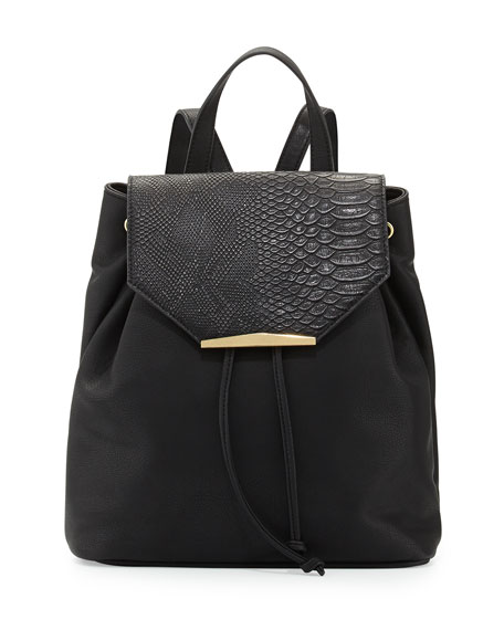 d915ca9375d2b Danielle Nicole Sloane Small Faux-Leather Backpack