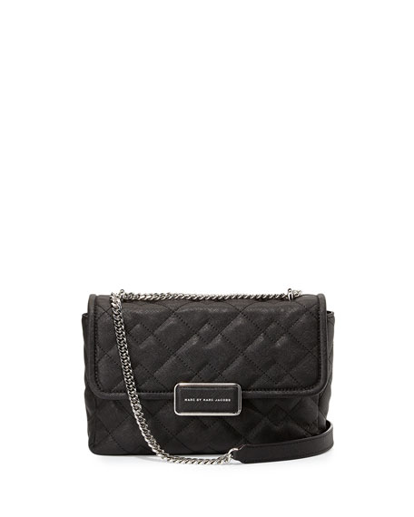 83af38a6cdde MARC by Marc Jacobs Rebel 24 Quilted Crossbody Bag