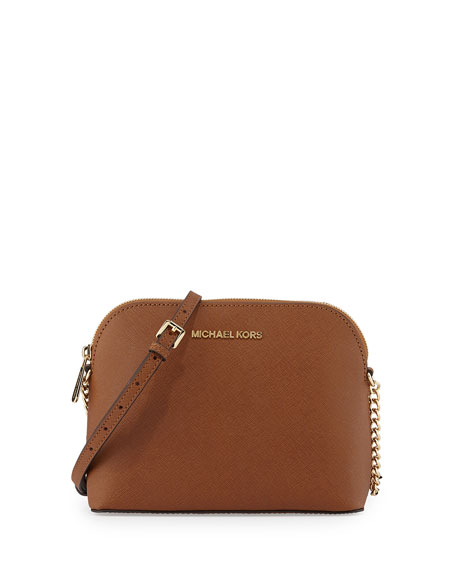 Jet Set Small Travel Dome Crossbody Bag Luggage