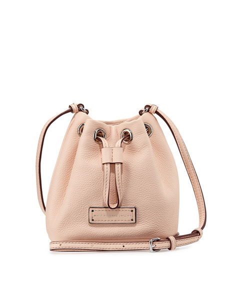 0c75dc3a3 MARC by Marc Jacobs Too Hot to Handle Mini Drawstring Crossbody Bag,  Tropical Peach
