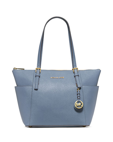Pale Blue Handbag