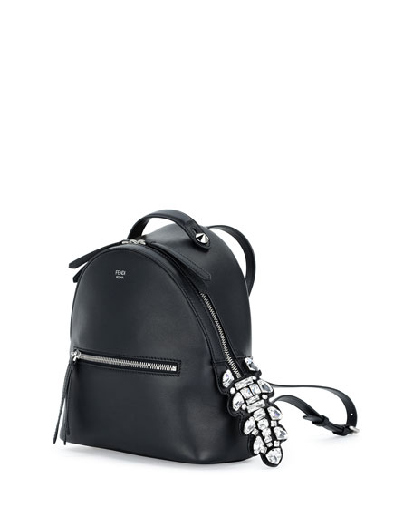 Fendi Backpack Black