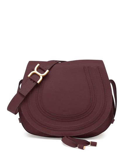 Chloe Marcie Medium Leather Crossbody Bag f8c0576786e99