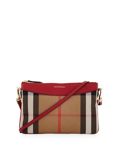 3a21981d772b Burberry Peyton House Check Crossbody Bag