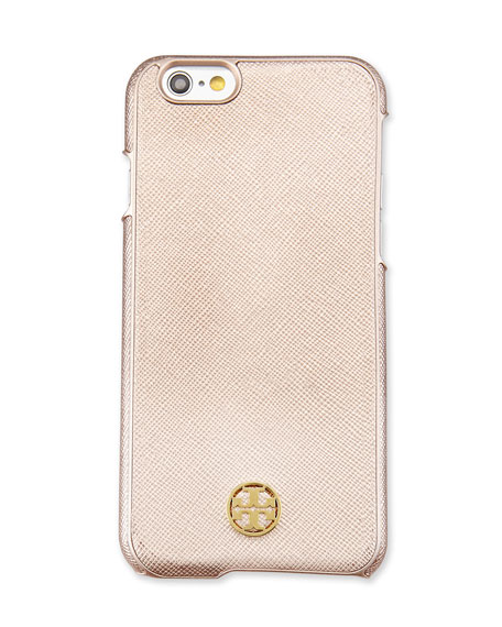 Robinson Logo iPhone 6 Case, Rose Gold