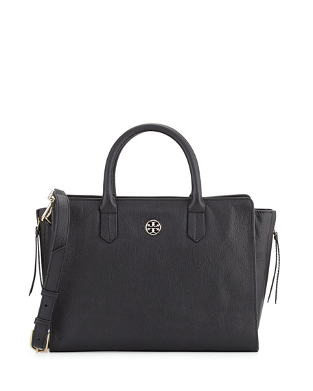 a2b346f2a6b Tory Burch Brody Small Leather Tote Bag