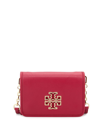 Britten Combo Crossbody Bag, Raspberry