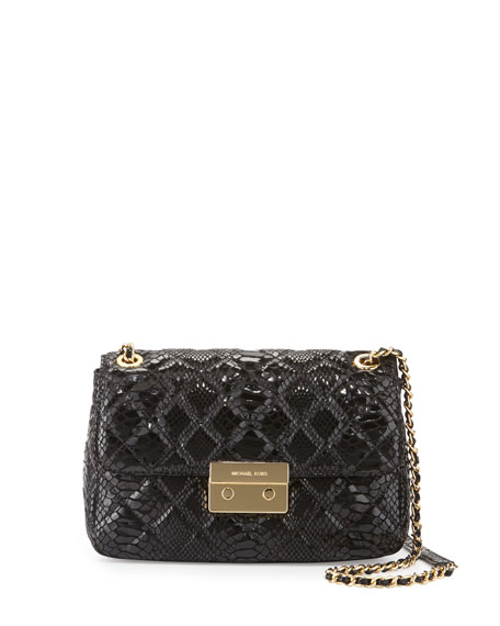 0ae4f559245a MICHAEL Michael Kors Sloan Large Chain Quilted Shoulder Bag