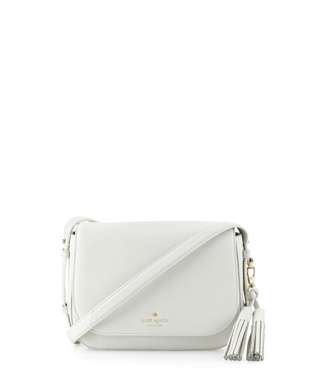 Orchard Street Penelope Crossbody Bag Bright White