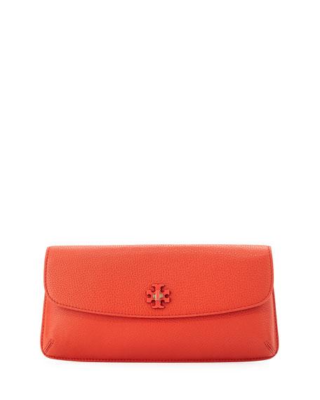 d5890577fb5d Tory Burch Diana Leather Clutch Bag