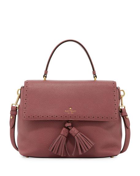 17e3b1cdc771 kate spade new york james street sparrow leather satchel bag